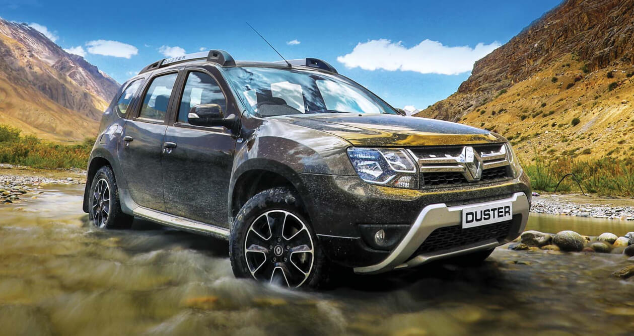 Renault Duster Price in Nepal