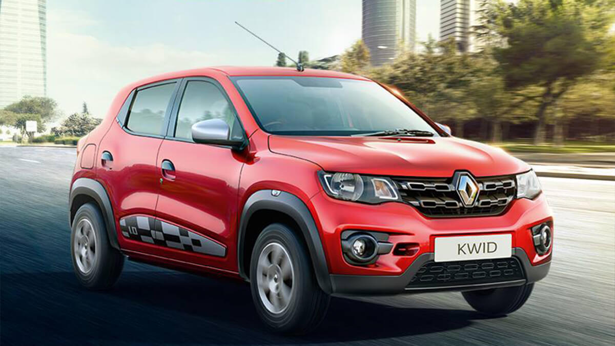 Renault Kwid Price In Nepal