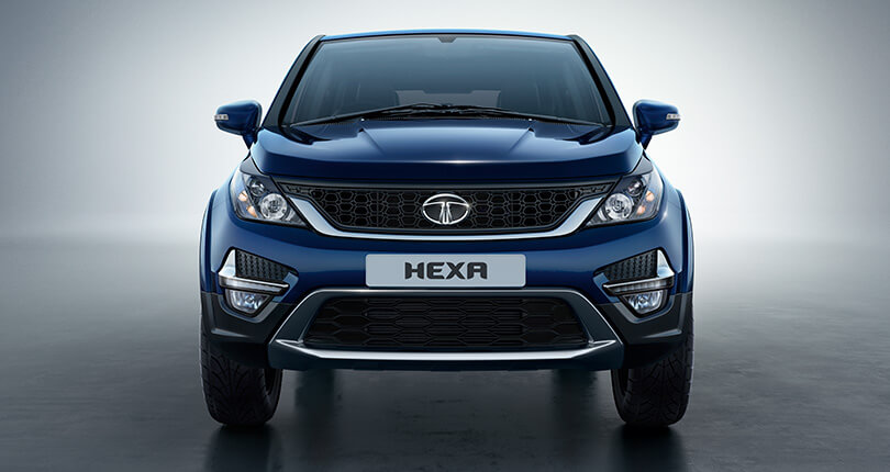 Tata Hexa price in Nepal